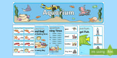 The Aquarium Role Play Pack