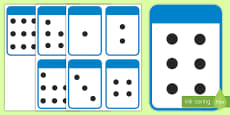Count the Spots Activity Cards (1-10)