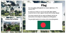Bangladesh Information PowerPoint