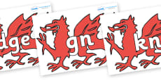 Silent Letters on Welsh Dragons