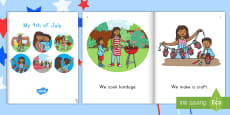 * NEW * My 4th of July eBook