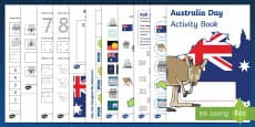 Australia - Australia Day Activity Booklet