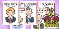 The Royal Family Posters Polish Translation