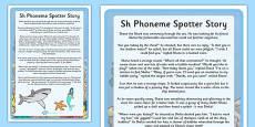 Sh Phoneme Spotter Story