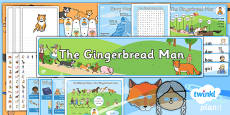 PlanIt Y2 The Gingerbread Man Additional Resources