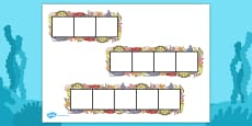 Under the Sea Phoneme Frames