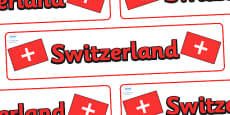 Switzerland Display Banner