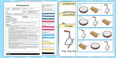 Musical Movements EYFS Adult Input Plan and Resource Pack