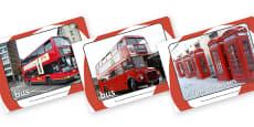 London Display Photos