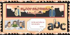 Blood Brothers Display Pack