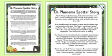 Ch Phoneme Spotter Story