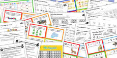KS3 Maths Addition and Subtraction Catch Up Resource Pack