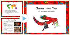 Australia - Chinese New Year Information PowerPoint