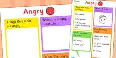 Angry Chart