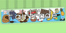 Australia - Fairtrade Display Banner