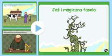 Jack and the Beanstalk Story PowerPoint Polish