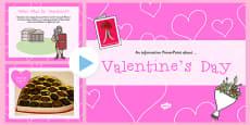 Valentine's Day Assembly Presentation
