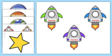 Space Class Display Reward Chart