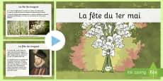 PowerPoint : La fête du 1er mai
