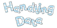 'Handling Data' Display Lettering