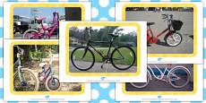 Bike Display Photos