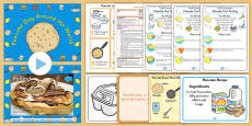 Pancake Day Activity and Craft Resource Pack
