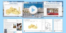 The Mosque Lesson Pack