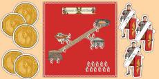 Year 5 Roman Themed Reward Display Pack