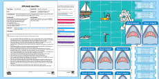 EYFS Take Me to Antarctica Adult Input Plan and Resource Pack to Support Teaching on Lost and Found