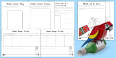 Chapters 4 - 8  Activity Pack to Support Teaching on Matilda