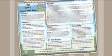 World War Two Lesson Plan Ideas KS2