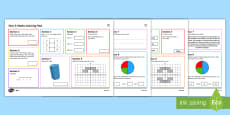 Year 6 Maths Activity Mats