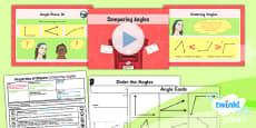 PlanIt Y4 Properties of Shapes Lesson Pack Angles (2)
