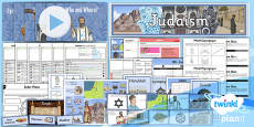 PlanIt - RE Year 3 - Judaism Unit Pack