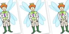 Phase 5 Phonemes on Fairy Prince