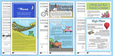 Year 2 Reading Assessments Pack