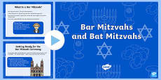 Bar Mitzvahs and Bat Mitzvahs