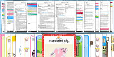EYFS The Three Little Pigs Adult Input Planning and Resource Pack