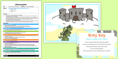 Giants Castle In The Clouds EYFS Busy Bag Plan and Resource Pack