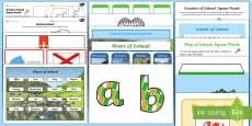 Ireland Celebration Resource Pack