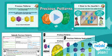 PlanIt Y2  Position and Direction SolveIt Lesson Pack