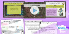 PlanIt Y5 Animals: Jabberwocky Lesson Pack Non-Chronological Reports (1)