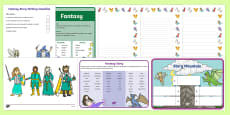 KS1 Fantasy Story Writing Resource Pack