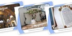 Jewish Wedding Display Photos