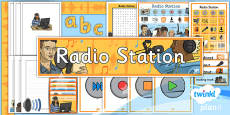 PlanIt - Computing Year 5 - Radio Station Unit Additional Resources