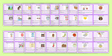 Idioms Meaning Cards Pack