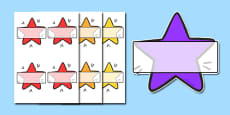 Self Registration Stars