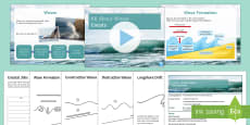 Coasts 1: All About Waves Lesson Pack