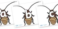 Phoneme Set on Cockroach