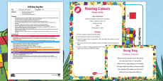 * NEW * EYFS Floating Colours Busy Bag Plan and Resource Pack to Support Teaching on Elmer